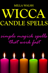 Wicca Candle Spells eBook